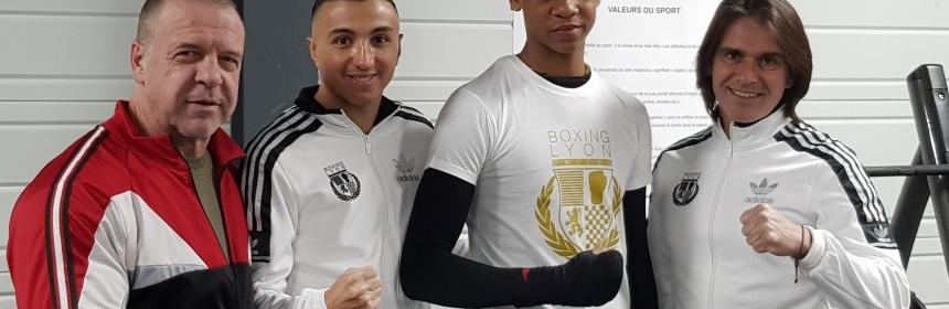 Yojerlin Cesar boxe